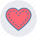 day, favorite, heart, love, romantic, special, valentines icon
