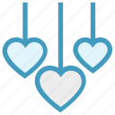 decoration, heart, kid, love, romantic, toys, valentine icon