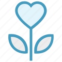 clover, clover flower, flower, heart, love, love inspirations, valentine