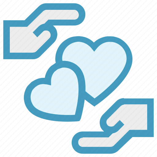 Couple, hand, heart, heart care, love, romance, valentine icon - Download on Iconfinder