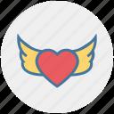 fly, heart bird, heart shaped bird, love sign, romantic, valentine day, wings