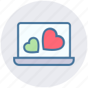 dating, heart, laptop, love, macbook, marriage, valentine