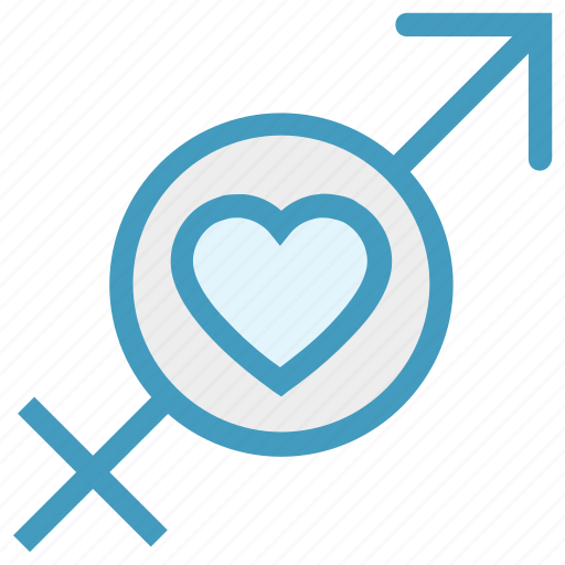 Dating, female, heart, love, male, sex, valentine icon - Download on Iconfinder