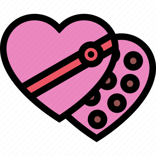 candies, love, lovers, relationship, valentine's day, wedding icon