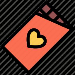 chocolate, love, lovers, relationship, valentine's day, wedding icon