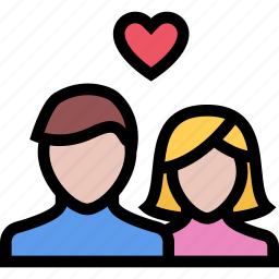 couple, love, lovers, relationship, valentine's day, wedding icon