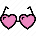glasses, love, lovers, relationship, valentine's day, wedding