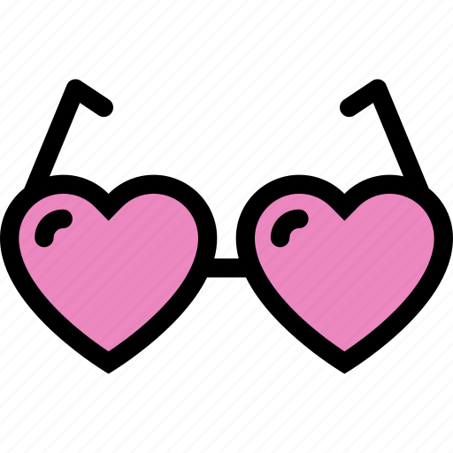 glasses, love, lovers, relationship, valentine's day, wedding icon