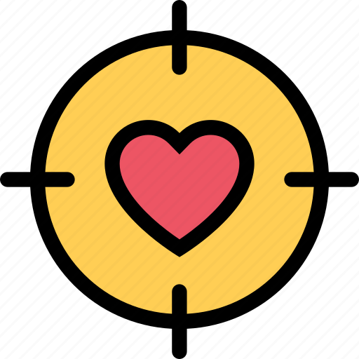 heart, love, lovers, relationship, sight, valentine's day, wedding icon