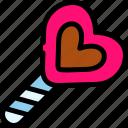 candy, love, sweet, valentine icon