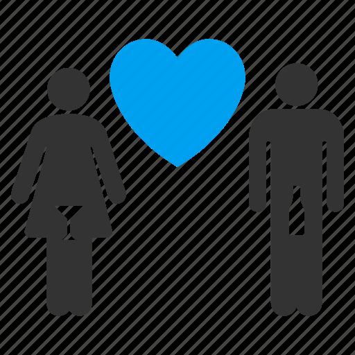 dating, drunky, favorite, heart, love pair, romantic, valentine icon