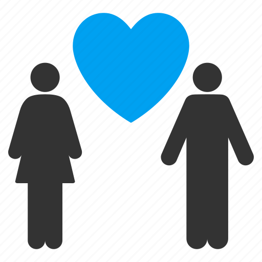 dating, family, love couple, people, relationship, valentine, wedding icon