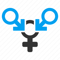 heterosexual, male sexuality, polyandry, relationship, sex relations, sexual orgy, sexy lady icon