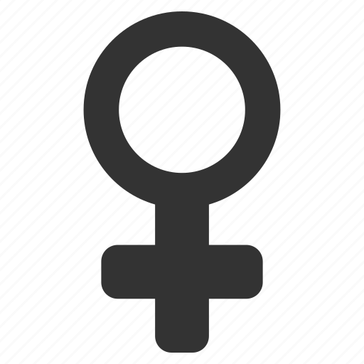 female, feminine, girl, girlfriend, lady sex, venus symbol, woman gender icon