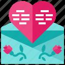 card, greeting, invitation, marriage, wedding icon