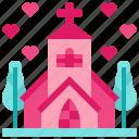 catholic, christian, church, marriage, wedding icon