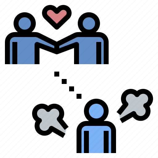 Angry, brokenheart, hate, jealous, love, stress icon - Download on Iconfinder