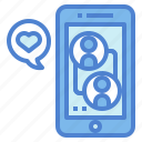 app, dating, love, match, smartphone