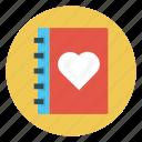 book, event, like, love, valentine