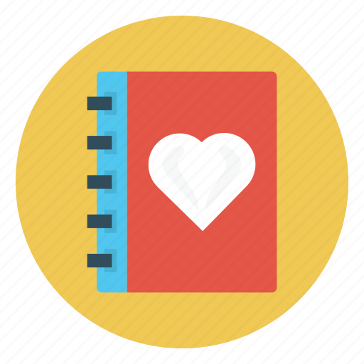 Book, event, like, love, valentine icon - Download on Iconfinder