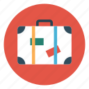 bag, baggage, briefcase, luggage, travel