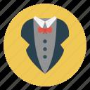 bow, cloth, dress, suit, tie