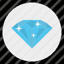 diamond, gem, jewel, pearl, stone icon