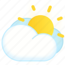 interval, sunny, weather, sun, sunshine