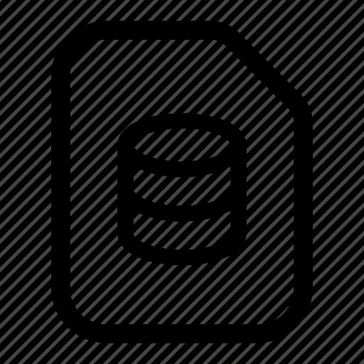 base, data, database, file, transfer, web icon