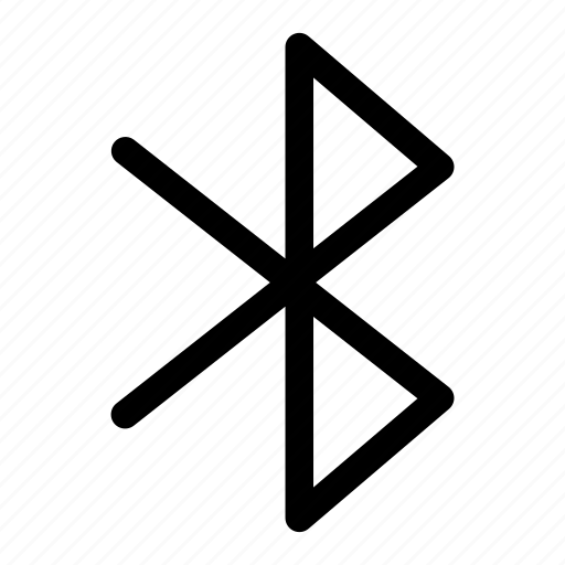 bluetooth, connection, radio, signal, transfer, wireless icon