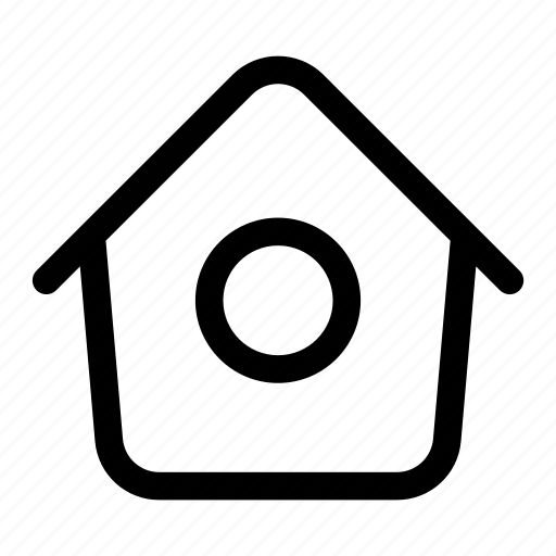 building, home, homepage, house, hut icon