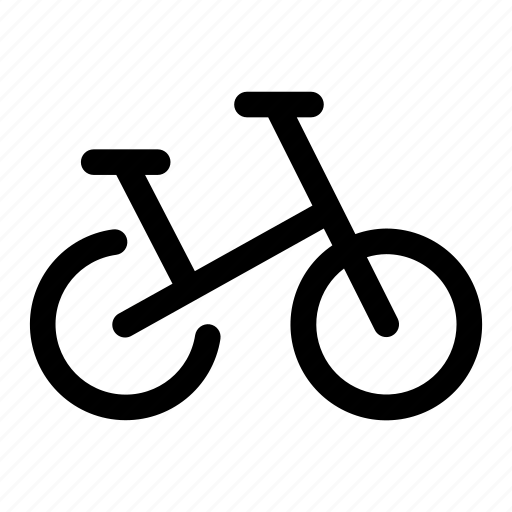 bicycle, cycle, exercise, gears, handlebar icon