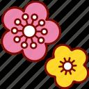 blossom, flowers, holiday, lunar, spring