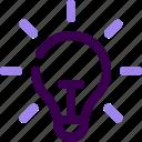 essential ui, app, web, lightbulb, tips, idea, ui