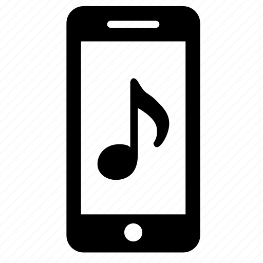audio, mobile, music, song icon