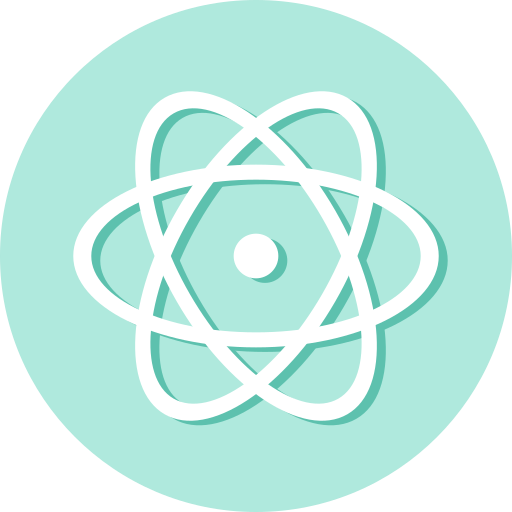 atom, editor, software icon