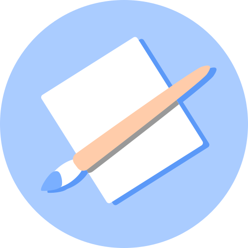 draw, mypaint, software icon