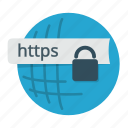 certificate, https, protection, secure, security, shield, ssl icon