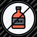 alcohol, bottle, criminal, gang, law, mafia, no icon