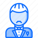 bandit, criminal, gang, godfather, mafia, mafioso, suit icon