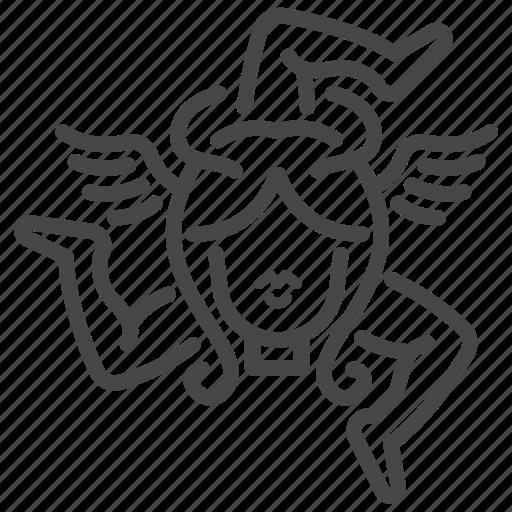 gangster, mafia, sicilia, sicilian, tattoo, trinacria icon