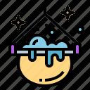 cook, halloween, magic, pot icon