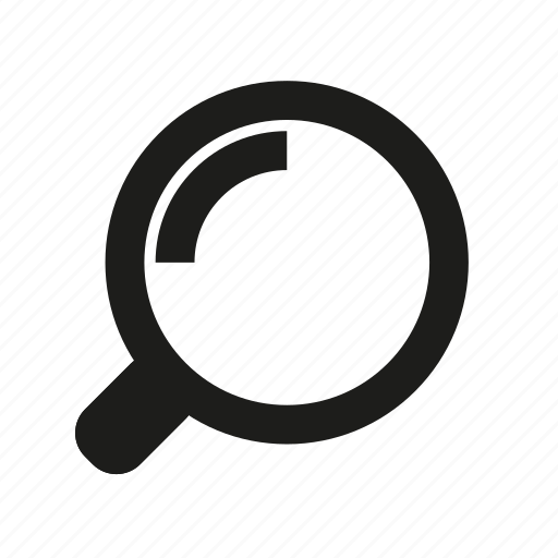 glass, magnifying, magnifying glass, search icon