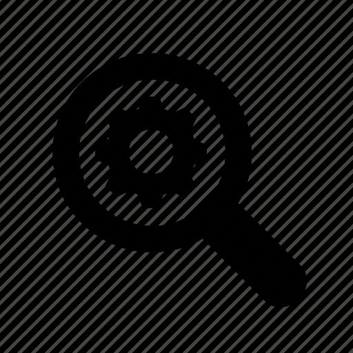audit, engine, estimate, explore, explorer, find, internet icon