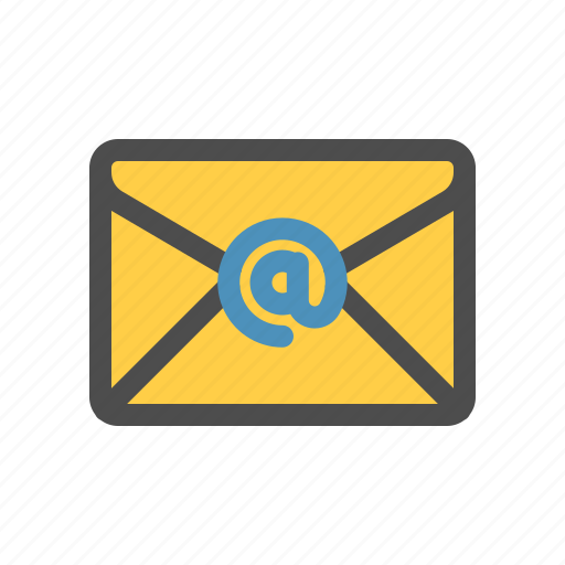 email, mail icon