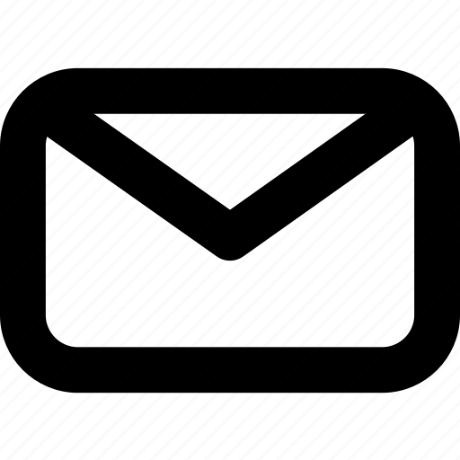 contact, email, letter, mail, support, touch icon