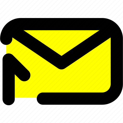 email, letter, mail icon