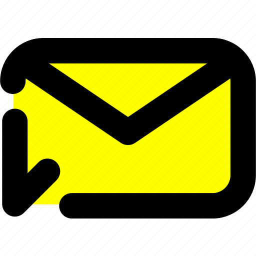 email, mail, receive icon