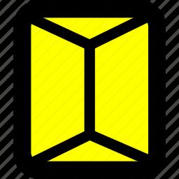 attachement, briefcase, document, letter, office icon