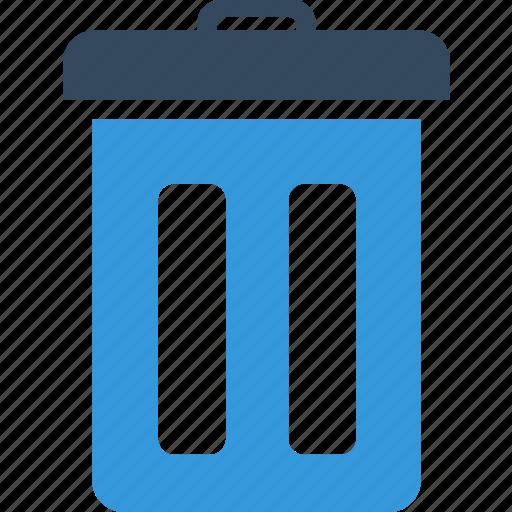 bin, delete, garbage, recycle, remote, remove, trash icon